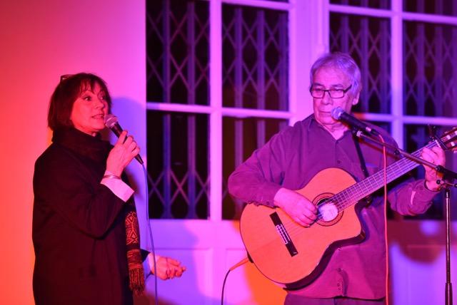 Geneviève et Bernard