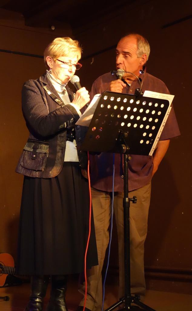 Lili et Jean-Claude