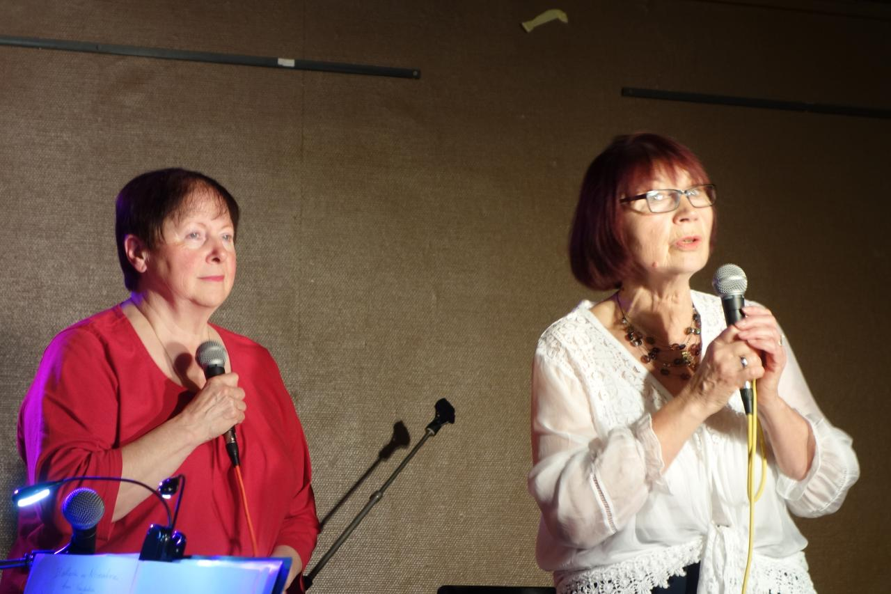 Marie-Thé et Christiane