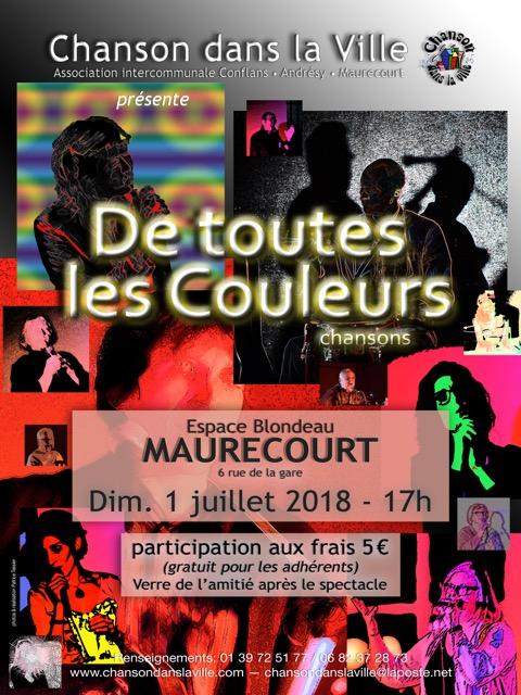Affiche Maurecourt 1er juillet